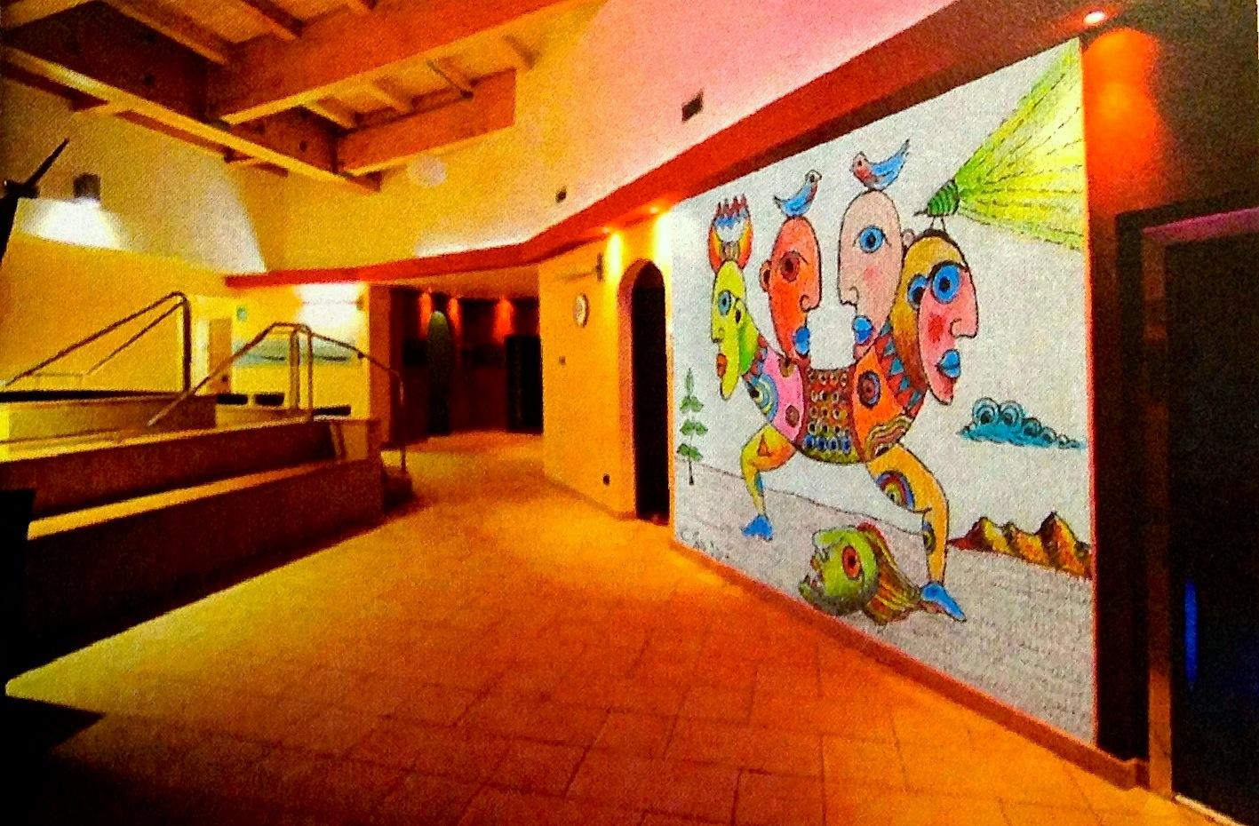 Guido artom il piacere dell 39 onest - Dipinti murali per interni ...